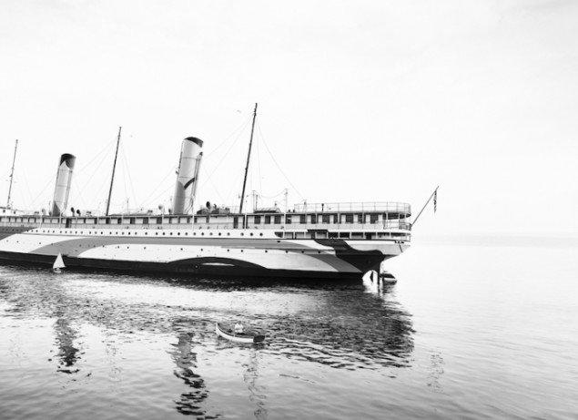 Thomas Bangsted: SS Coeur d'Alene (under Refit for Troop Transport), 2012-2014