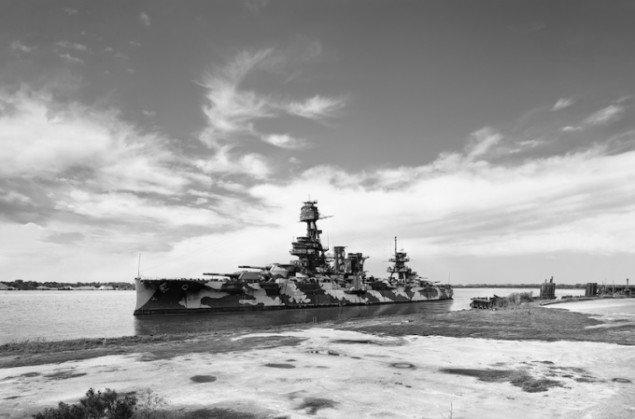 Thomas Bangsted: USS Texas (Measure 12-modified), 2012-2014