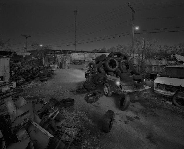 Thomas Bangsted: Salvage, 2012
