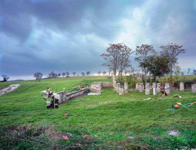 Thomas Bangsted: Plantation Field, 2006-2009
