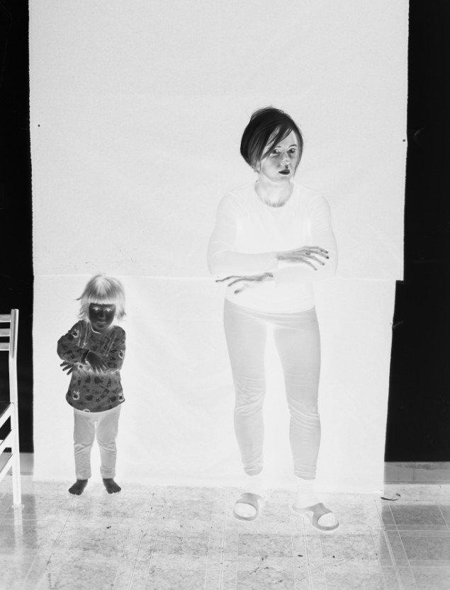 Aneta Grzeszykowska: Negative Book #25, 2012/2013. 38 x 50 cm. Courtesy of Raster Gallery, Warsaw