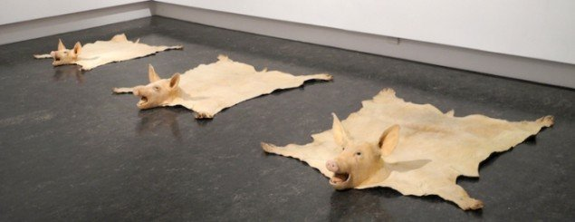 Hesselholdt & Mejlvang: Goldilocks and the Three Pigs, 2011. Foto: