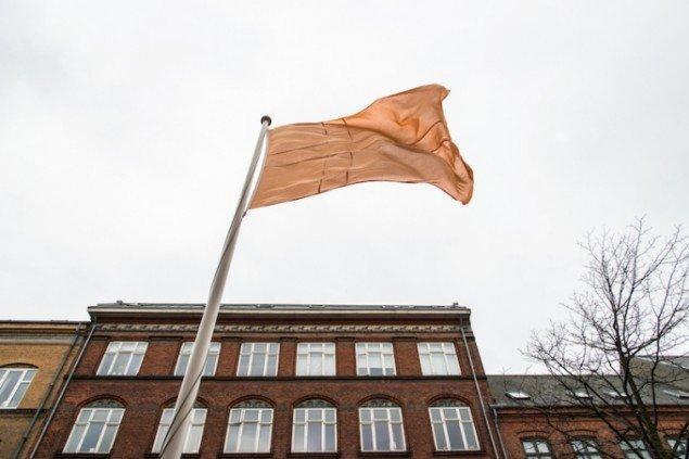 Hesselholdt & Mejlvang: Flesh Tint Project, 2015, Aalborg. Foto: Niels Fabæk