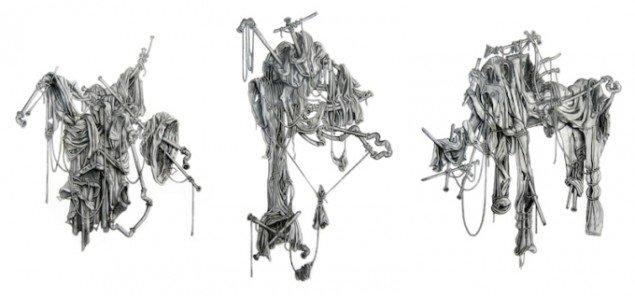 Other studies, 2005. Foto: Jacob Stangerup