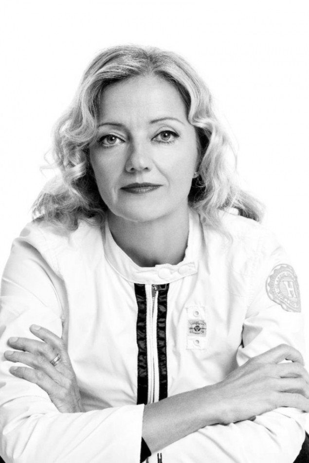 Marianne Grønnow. Foto: Lisbeth Holten