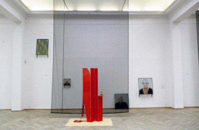 FOS: Koøje, installationsview. (Foto: Kristian Handberg)