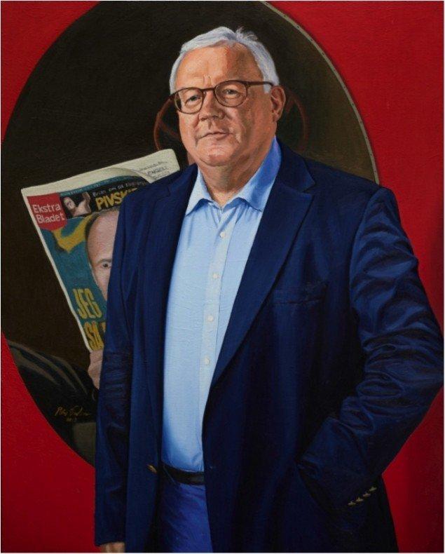 Hans Engel, 2013. Foto: Anders Sune Berg