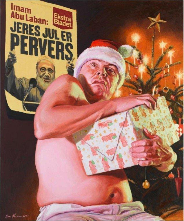 Jeres jul er pervers, 2007. Foto: Anders Sune Berg