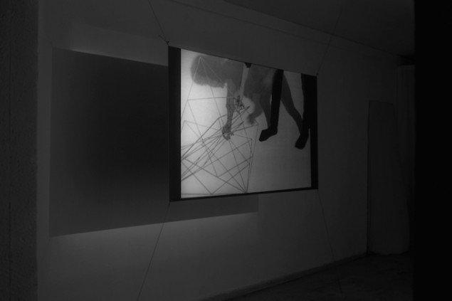 Benedikte Sander: Transfiguring Systems, HCØ HUS, 2015. Foto: Benedikte Sander