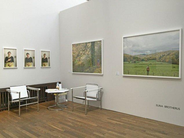 Finske Galleria Heino viser en solopræsentation af Elina Brotherus.