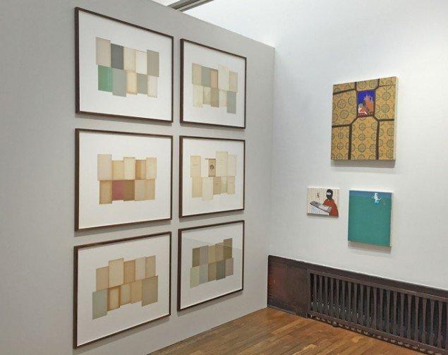 Danske Galleri Specta viser værker af David Svensson og islandske Thordis Adalsteinsdottir.