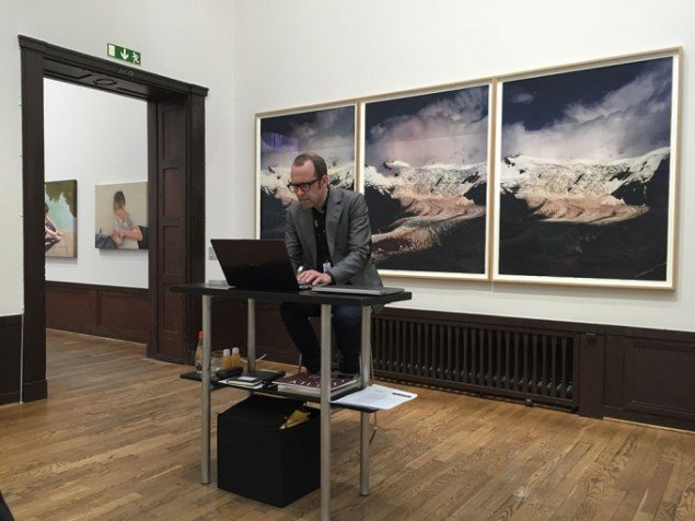 Peter Lav Gallery præsenterer Adam Jeppesen og Hyun-Jin Kwak.