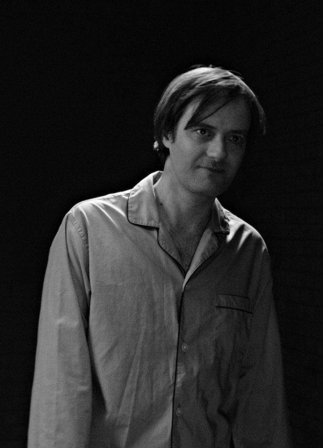Ulrik Heltoft. Video still fra Kabinet, 2014