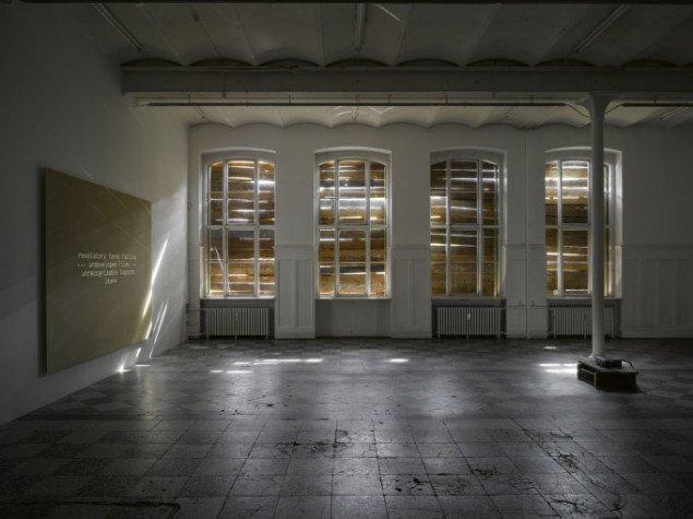 Installationsvue, 2008. Foto: Anders Sune Berg