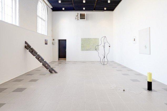 Installationsview fra udstillingen To Define and Punish, Galleri Jacob Bjørn. Foto: Galleri Jacob Bjørn