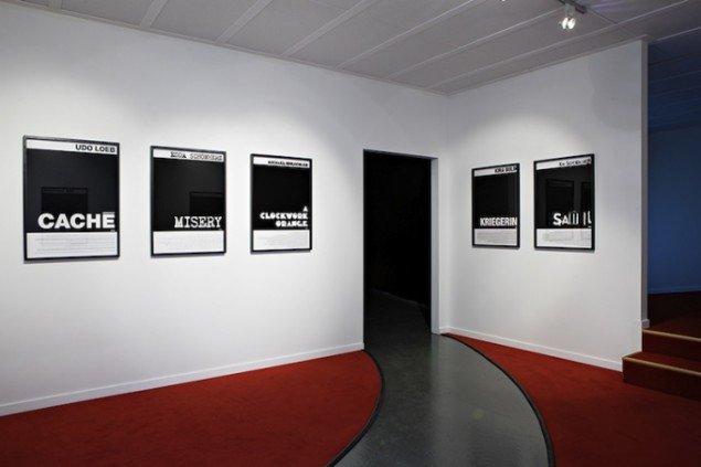 Stine Marie Jacobsen: Direct Approach, installation Momentum Biennalen, 2013