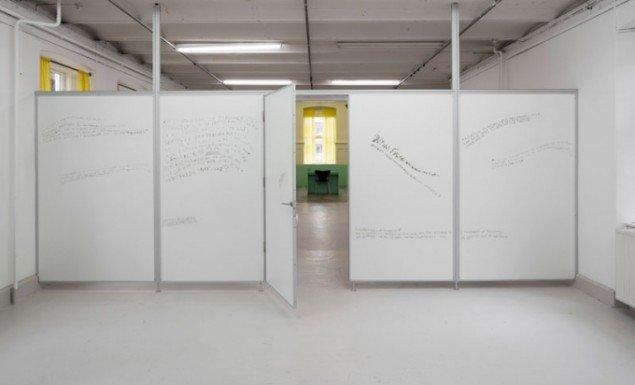 Teenage Love, 2015. Installationsview. (Foto: Anders Sune Berg)