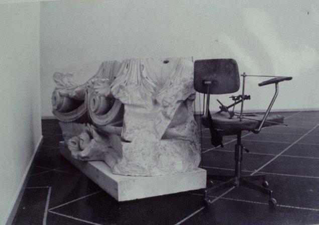 Construzione Legittima, 1991. Foto: Erik Wøldike