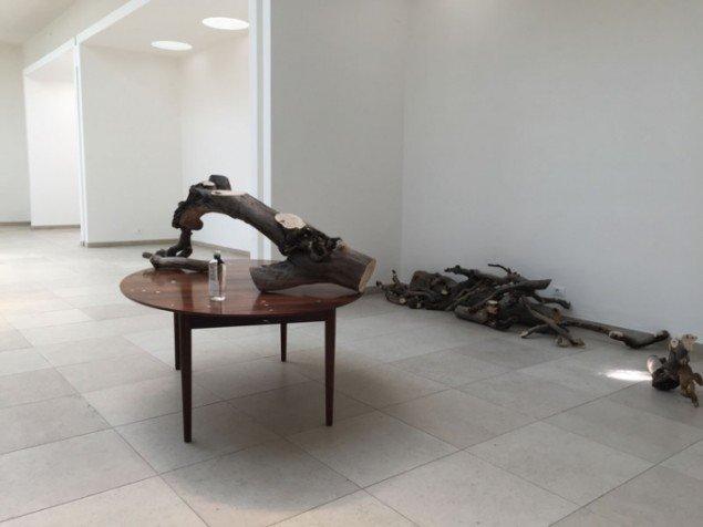 Danh Vo: Judas, 2015, Den Danske Pavillon, Venedig Biennalen 2015. (Foto: Jan Falk Borup)