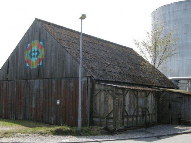 Randi & Katrine: The Barn, 2015. (Foto: Matthias Hvass Borello)