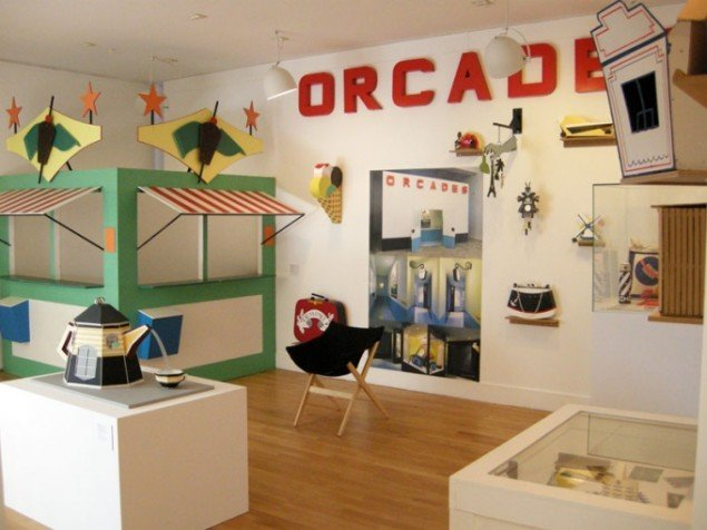 Installationsview, Follies & Faces, KØS – museum for kunst i det offentlige rum. (Foto: Matthias Hvass Borello)