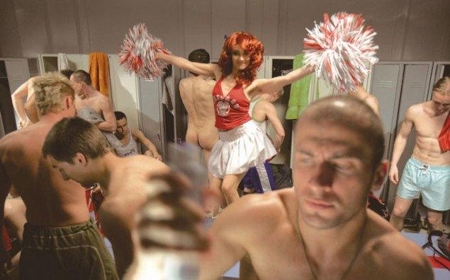 Stills fra Kozyras Cheerleader