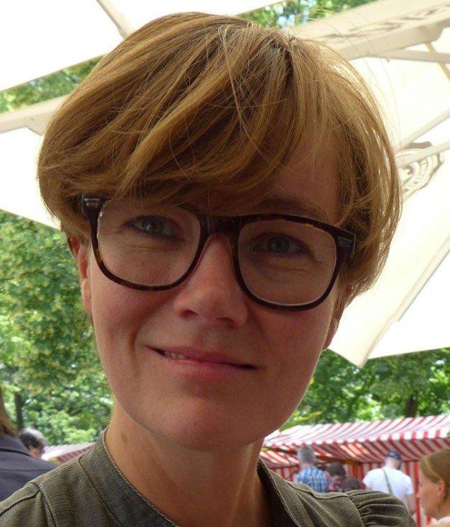 Birgitte Ejdrup Kristensen. Pressefoto