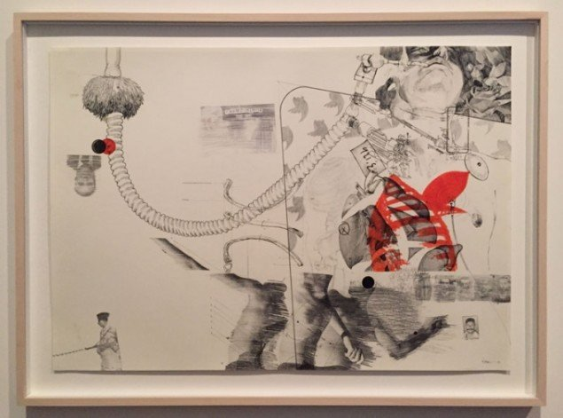 Nidhal Chamekh: De quoi rêvent les martyrs, 2012 (Foto: Judith Schwarzbart)