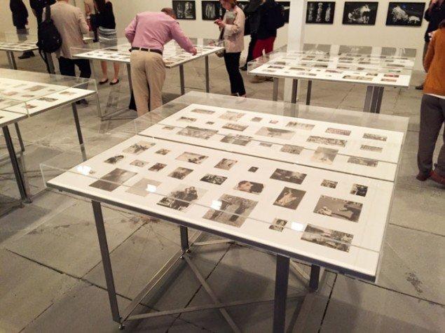Peter Friedl: Theory of Justice, 1992-2010 (installationsfoto). (Foto: Judith Schwarzbart)