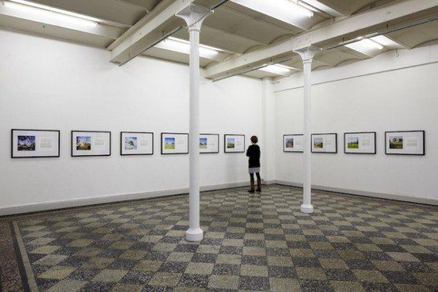 Memories of Imagined Places, 2010. Installationsview fra Overgaden Institut for Samtidskunst. Foto: Anders Sune Berg