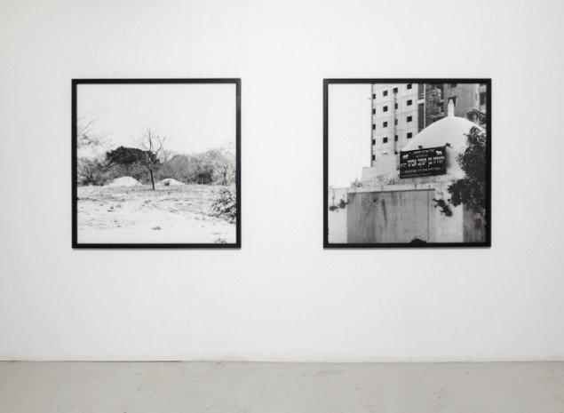 Highlights, Shadows and Midtones, 1929, 1947, 1948, 2009, 2010. Installationsview, Overgaden Institut for Samtidskunst. Foto: Anders Sune Berg
