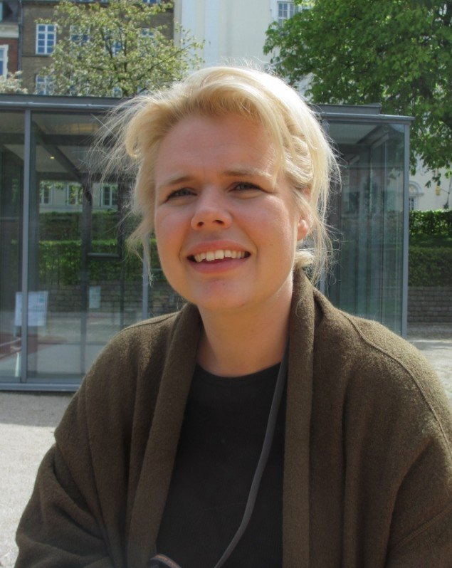 Julie Stavad. Foto: Ole Bak Jakobsen