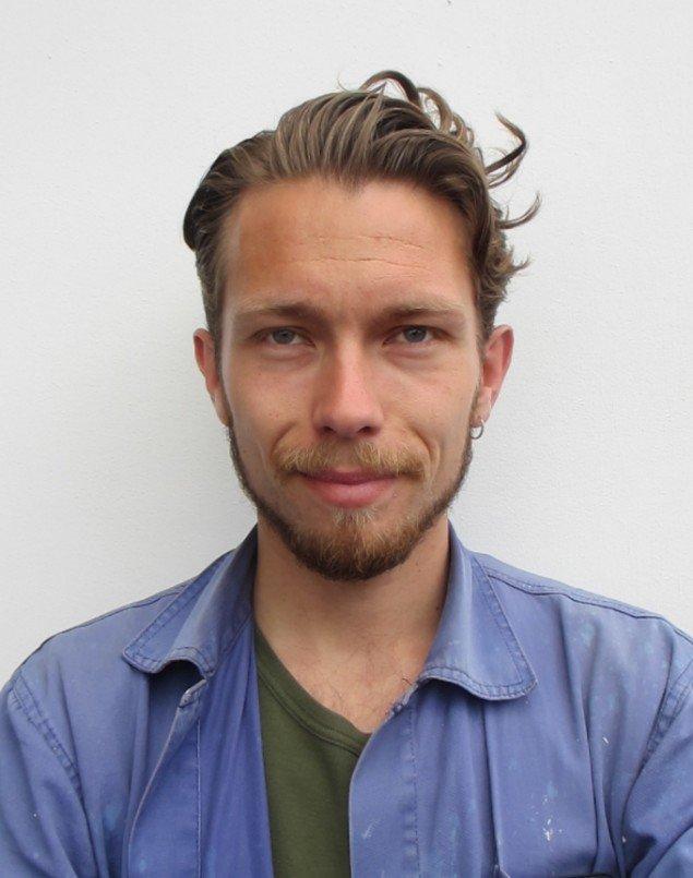 Michael Roloff. Foto: Ole Bak Jakobsen