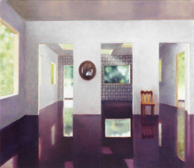 Anette Harboe Flensborg, Uden titel, 2008-09. Skagens Museum. Udstillingsview