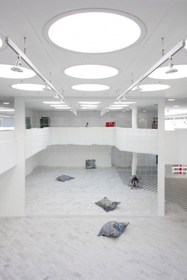 Fuck Yes, Installationsview fra Traneudstillingen, Hellerup. Foto: Mikkel Carl