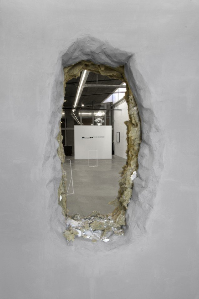A thing is a hole in the thing it is not, 2015 (2012), Kunsthal NORD. Foto: Mikkel Carl
