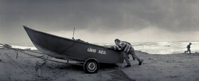 Joakim Eskildsen, fra projektet Bluetide, 1995-1997 . (pressefoto, KB)