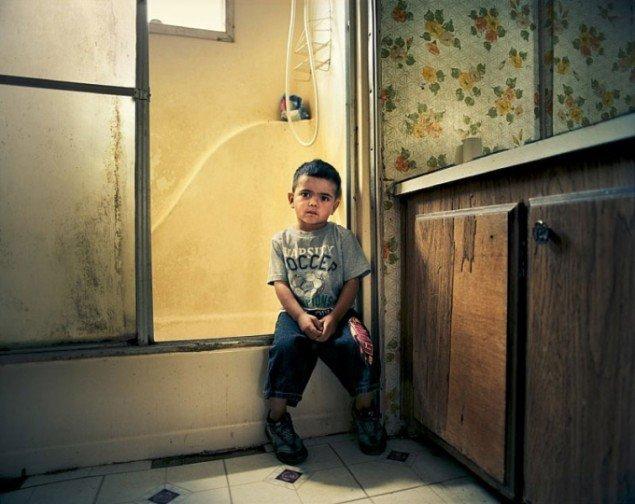 Joakim Eskildsen, fra projektet American Realities, 2011. (pressefoto, KB)