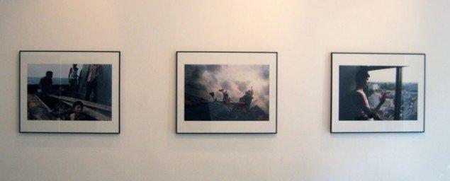 Barat Ali Batoor, The Unseen Road to Asylum, 2013. (Foto: Matthias Hvass Borello)