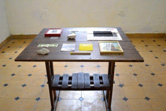 Christian Vinds værker på udstillingen Sovereignty (Post-Zone), 2015, Havana, Cuba. Foto: Marie Kirkegaard