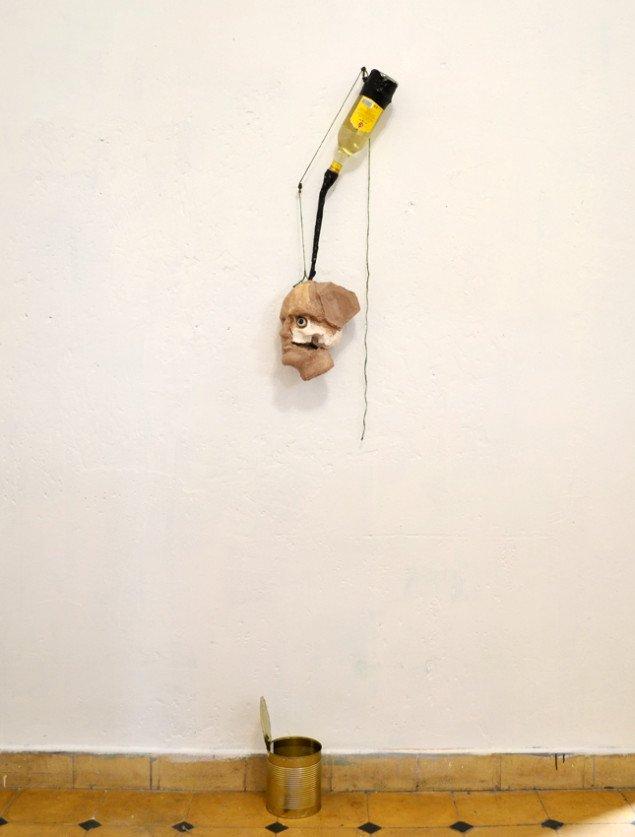 Et værk af Jon Stahns, 2015. Foto: Marie Kirkegaard