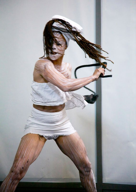 Whip It Good, 2015, Jeannette Ehlers. (Foto: Nicholas Winter)