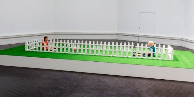 Peter Land: Legeplads, 2005.