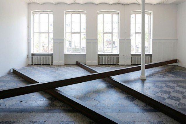 Lea Porsager: Sigil (3H), 2015. (Foto: Anders Sune Berg)
