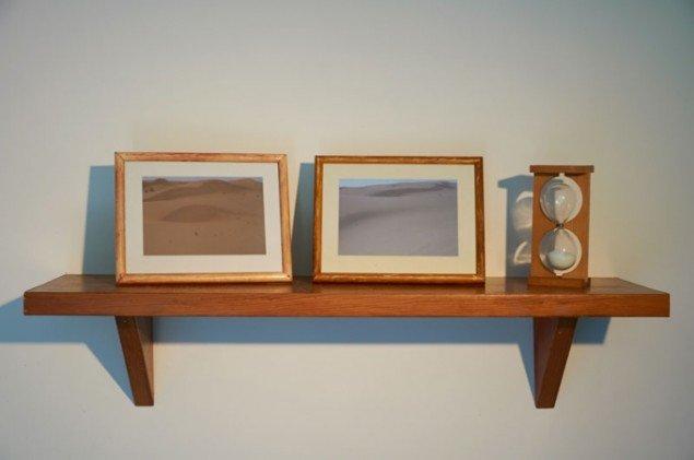 Installationsfoto, QUARTZ af Peter Ablinger, 2015. (Foto: Thomas Gunnar Bagge)