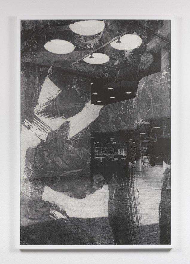 Detalje fra udstillingen Hauntings, Tranen, 2015. Foto: Asbjørn Skou