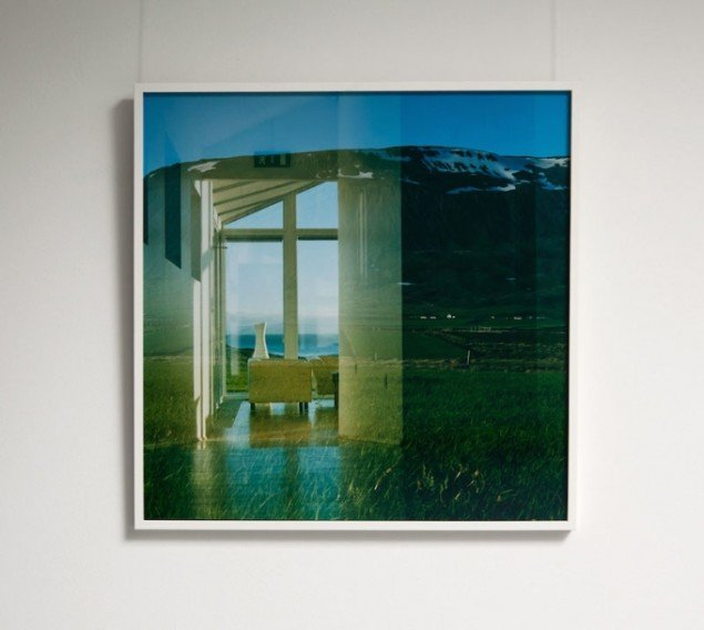 Maya Ingerslev: Landscape and Interior, 2014. Foto: Else Ploug Isaksen