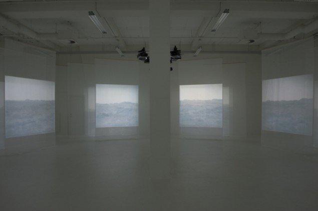 Out of Focus, installation, 2015, Esbjerg Kunstmuseum. Foto: Torben E. Meyer