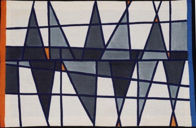 Aase Seidler Gernes: Uden titel,1955. Foto: Anders Sune Berg