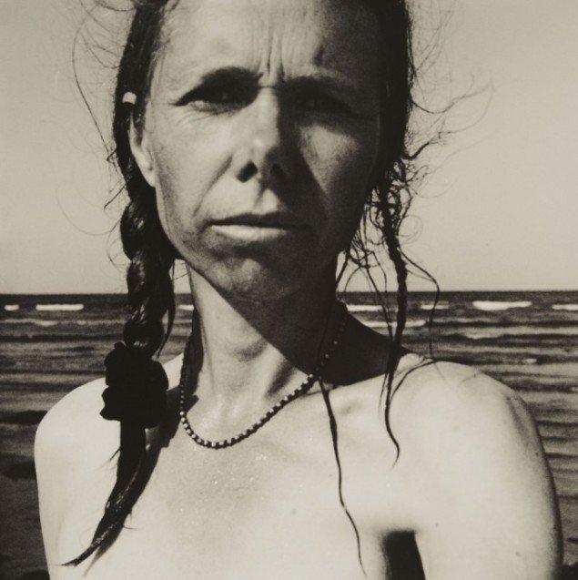 Thera Annelise Mjaaland: Selvportræt ved Rødehavet